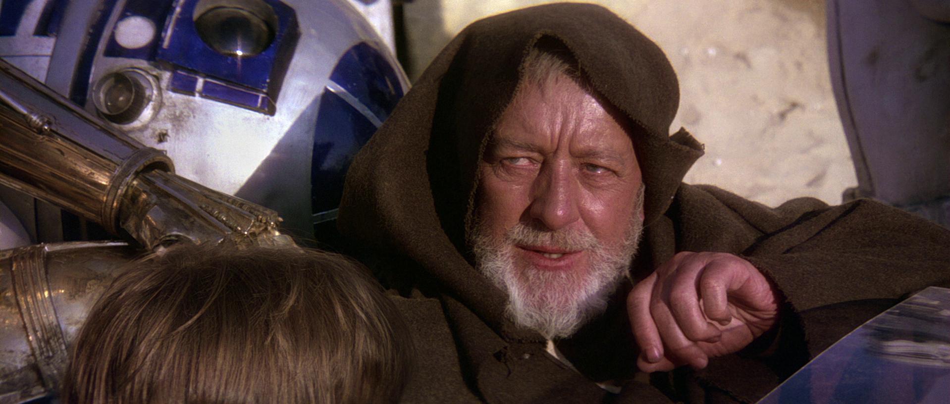 Чьим падаваном был Оби-Ван Кеноби?