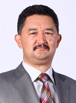 Алмазбек Баатырбеков