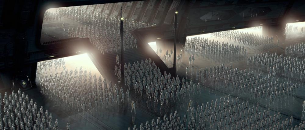 С какого персонажа создавали армию клонов для Галактической Республики?