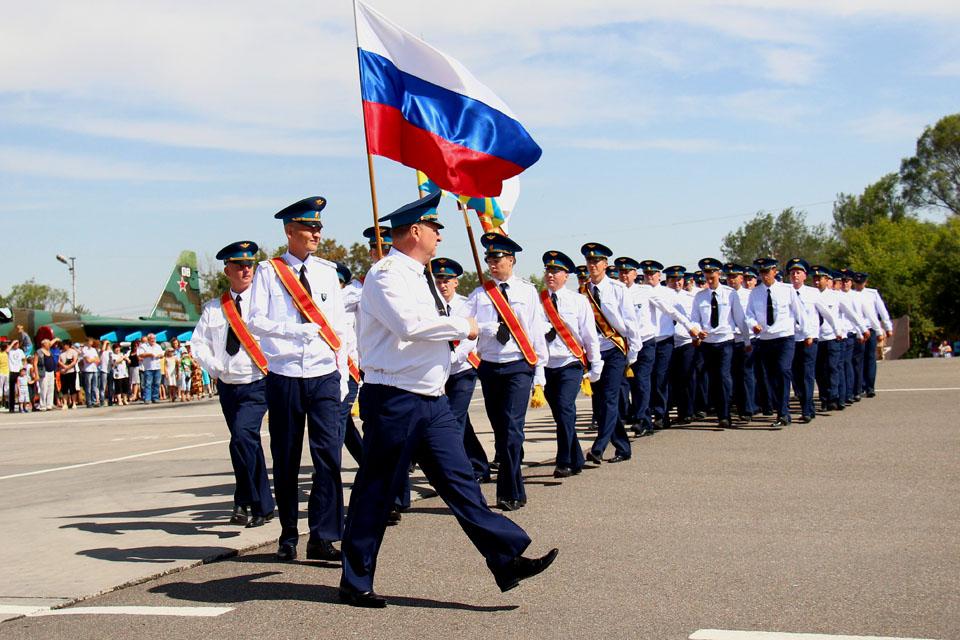 Российская авиабаза в Канте