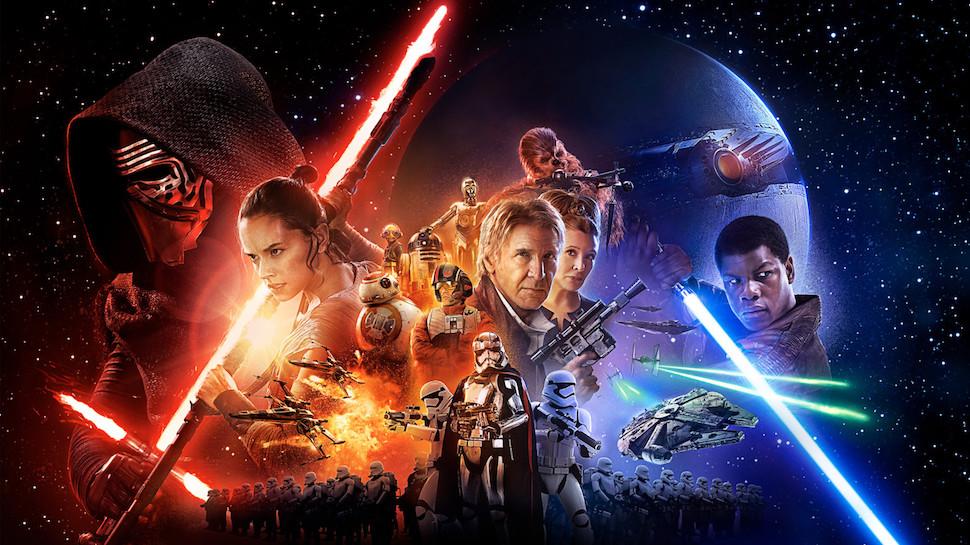 Как мир отреагировал на премьеру седьмых «Звездных войн ...
