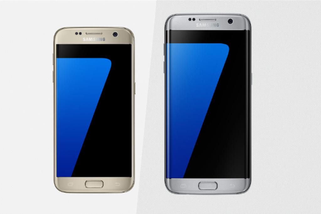 Galaxy S7 и S7 Edge на внешний вид практически идентичны прошлому поколения флагманов от Samsung