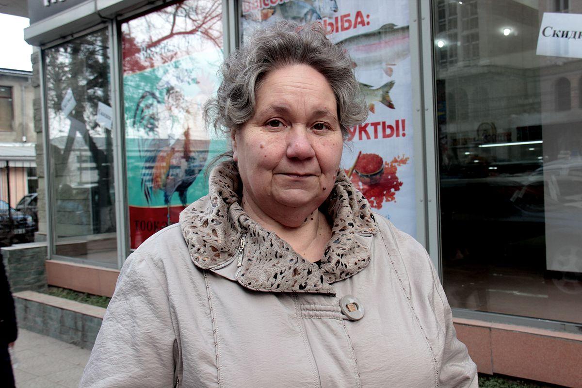 Людмила Георгьевна