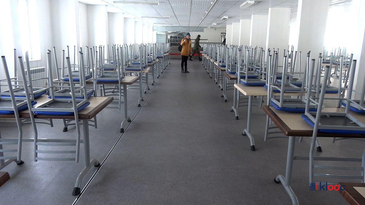 Столовая для рабочих