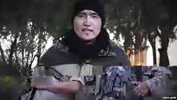 Молодой человек в ролике «Послание от сердца в земли Казахстана», в котором некоторые жители села Казыгурт узнали старшего сына Марата Мауленова.