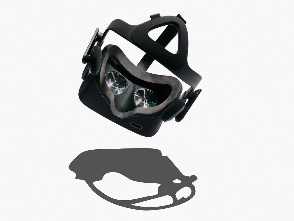 Вот так выглядит финальная версия Oculus Rift