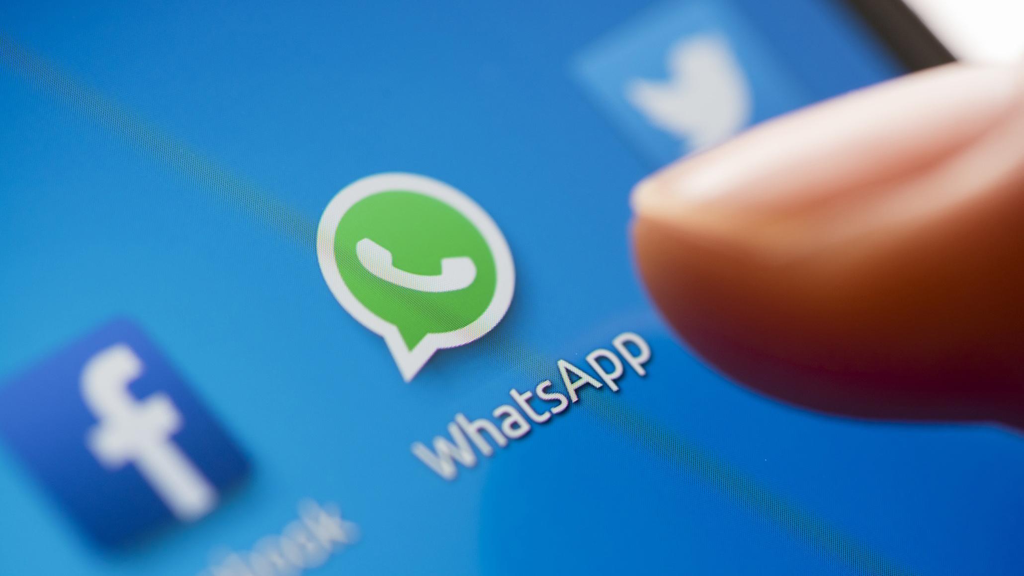 WhatsApp proqramından  2 YENİLİK
