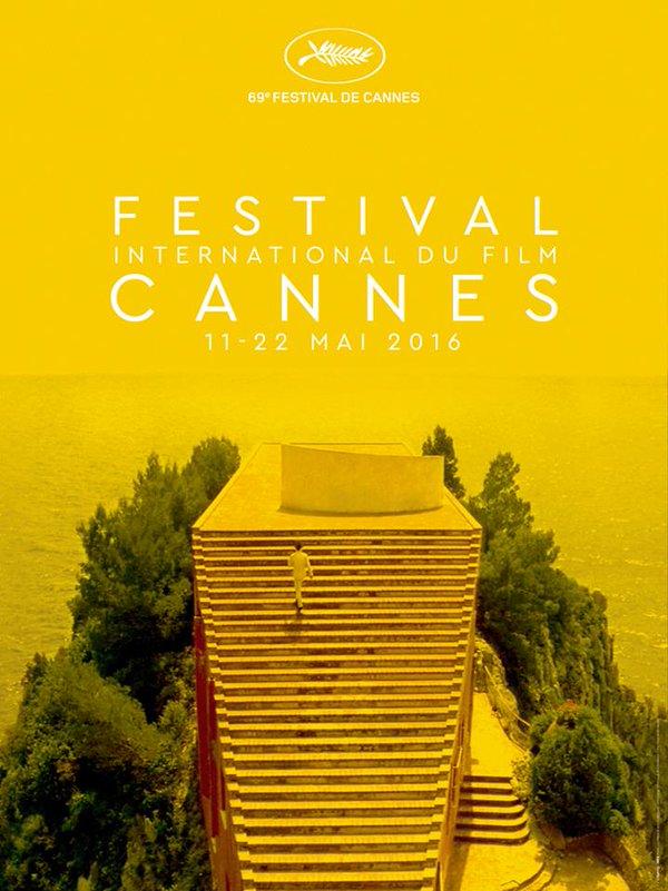 Постер 69-го Каннского кинофестиваля