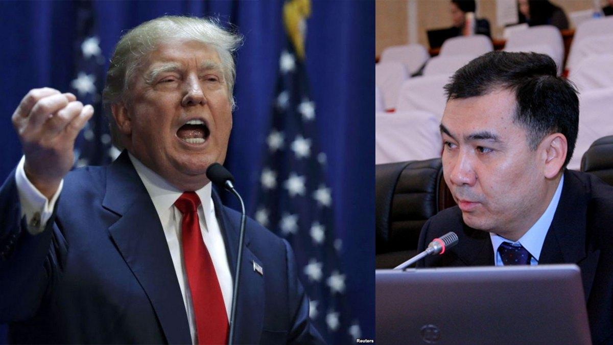 «Его работа на президентском посту отвратительна. Посмотрите наши бюджеты, наши расходы»