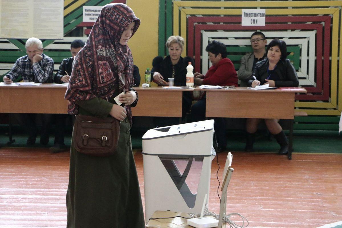 В Кыргызстане президент может избираться на пост трижды подряд