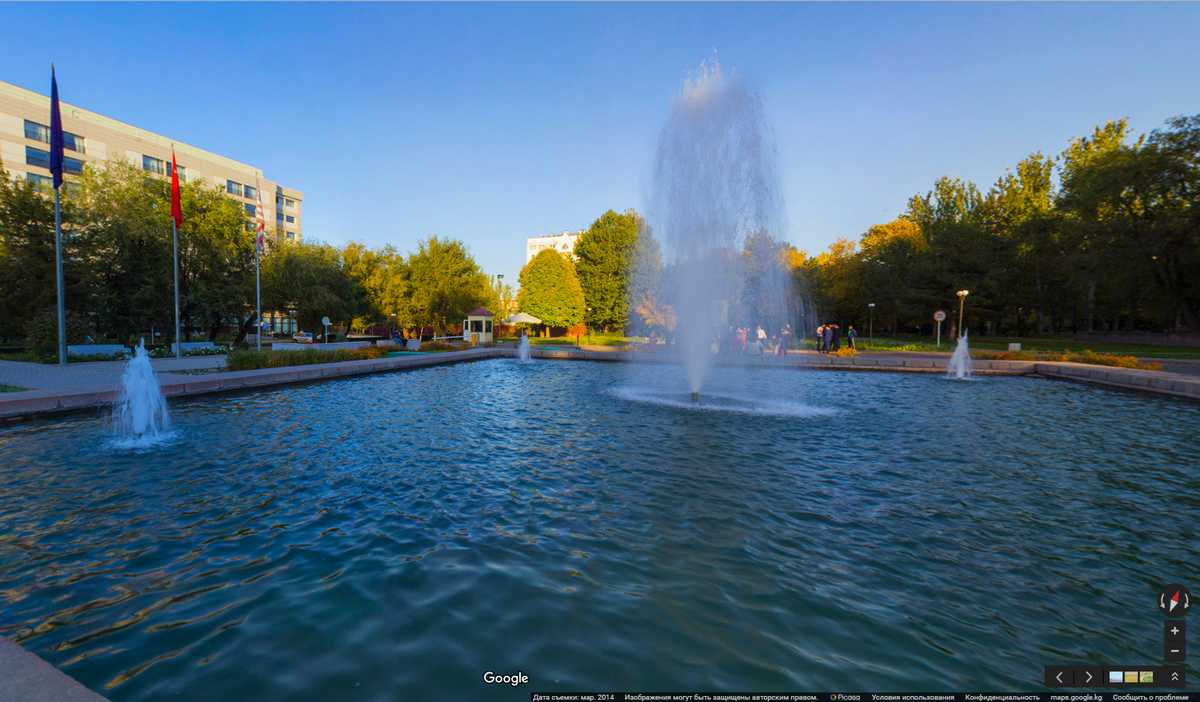 Бишкек Хаятт 1