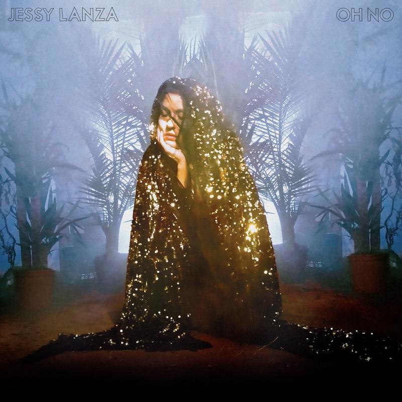 Обложка второго альбома Джесси Ланцы