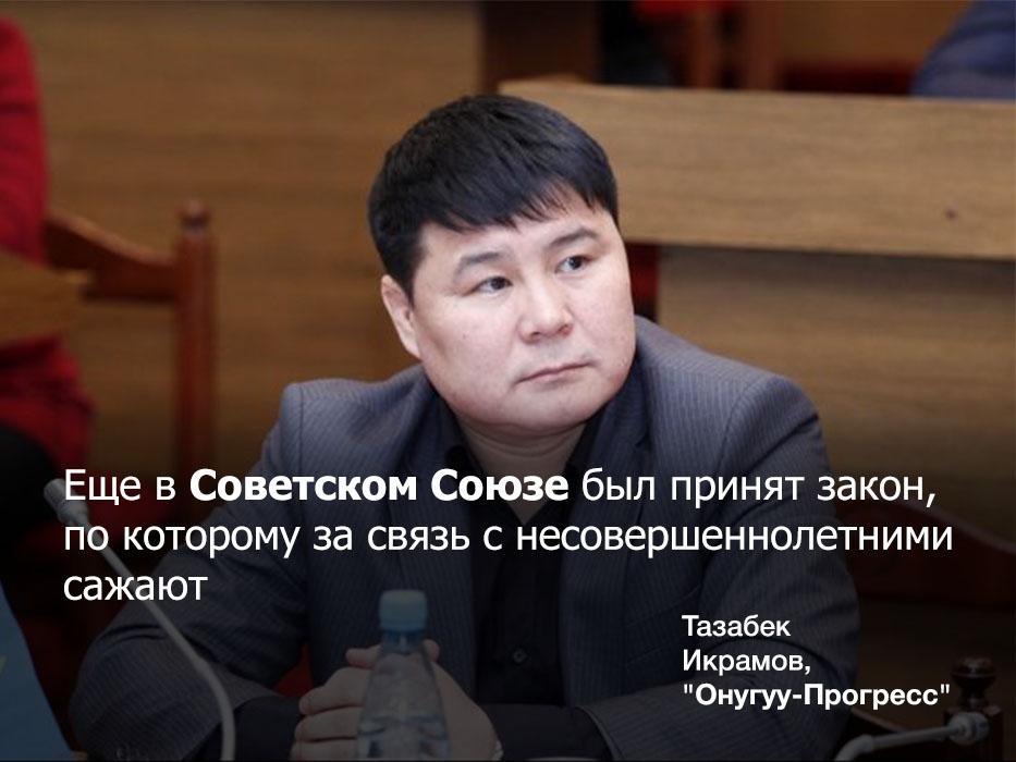 Tazabek Ikramov