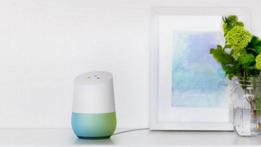 Помощник Google Home