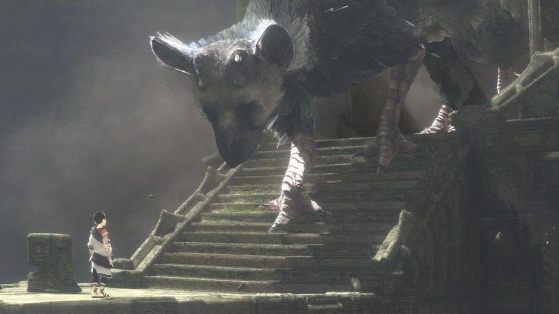 The Last Guardian находится в разработке уже 9 лет, выход игры планируется в этом году