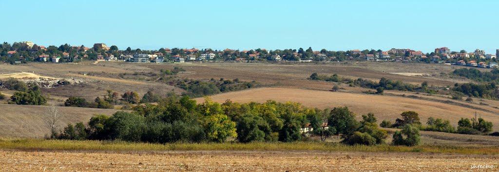 Неподалеку от этих мест находится участок семьи Келдибековых