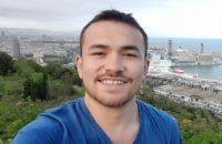 Блогер Умид Гафуров