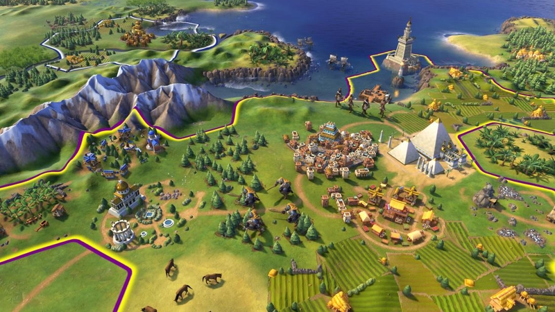 Civilization VI, релиз игры намечен на 21 октября этого года