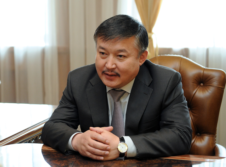 Бывший депутат и спикер парламента Ахматбек Келдибеков