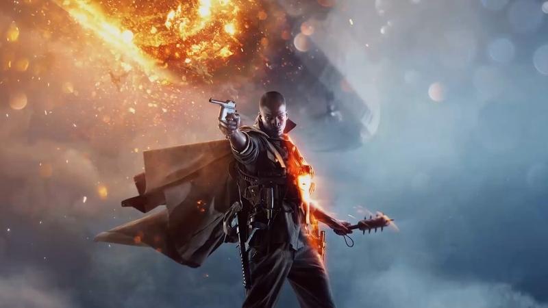 Battlefield 1, дата выхода – 21 октября 2016