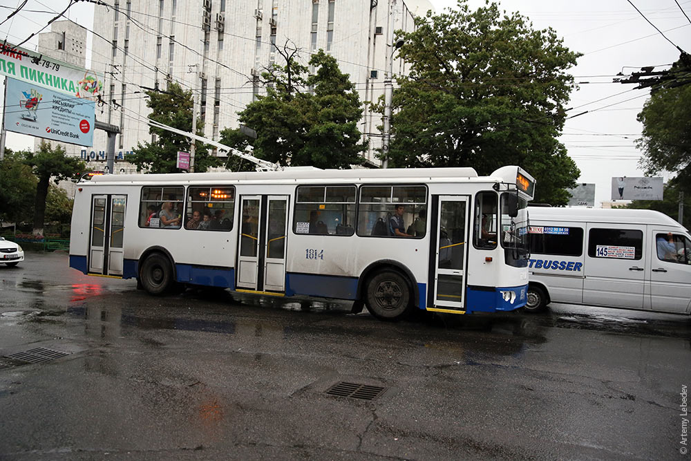 trolleybusy