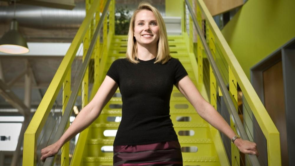 Марисса Майер – нынешний гендиректор Yahoo и человек, стоявший у истоков Google,