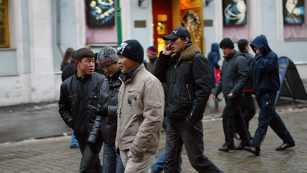 kyrgyz migrants