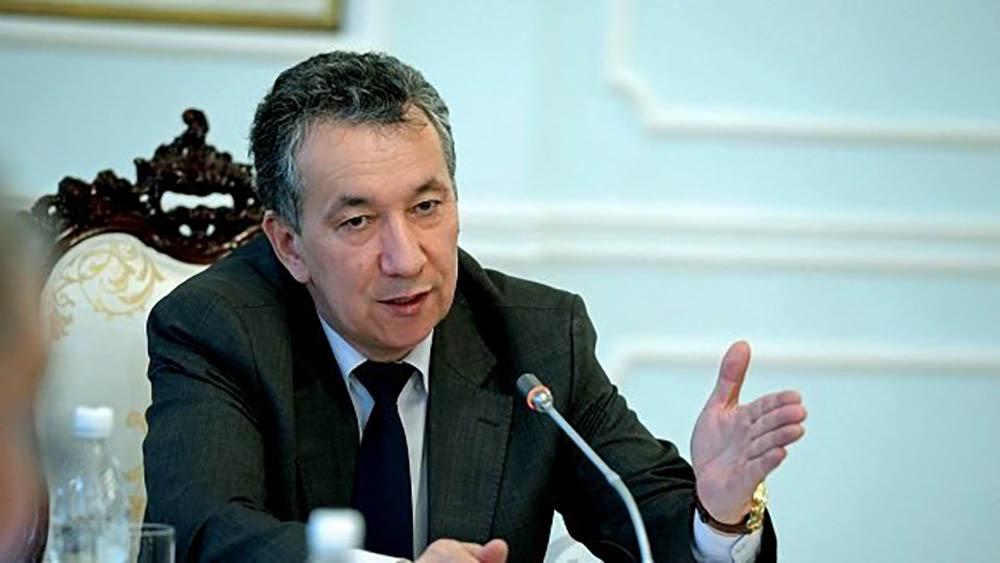 Руководитель аппарата президента Фарид Ниязов