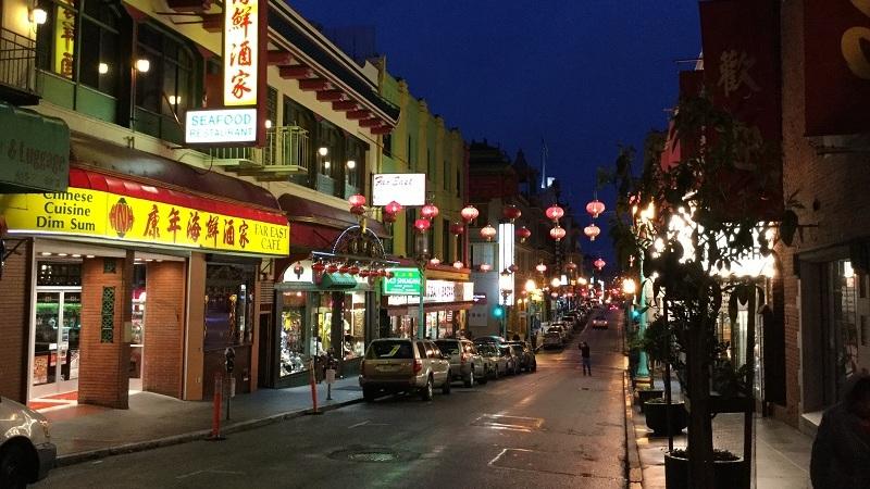 «Chinatown» Сан-Франциско. Фото: Тимур Токтоналиев