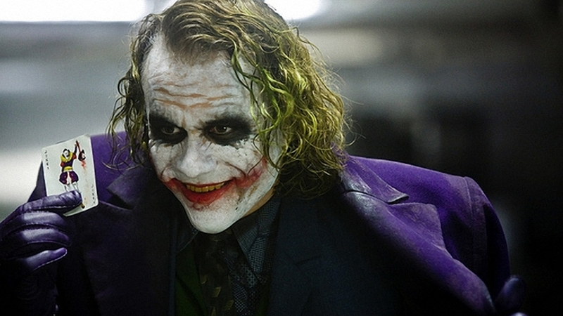 Какую награду не получил Хит Леджер за свою роль Джокера в фильме «Тёмный рыцарь»?
