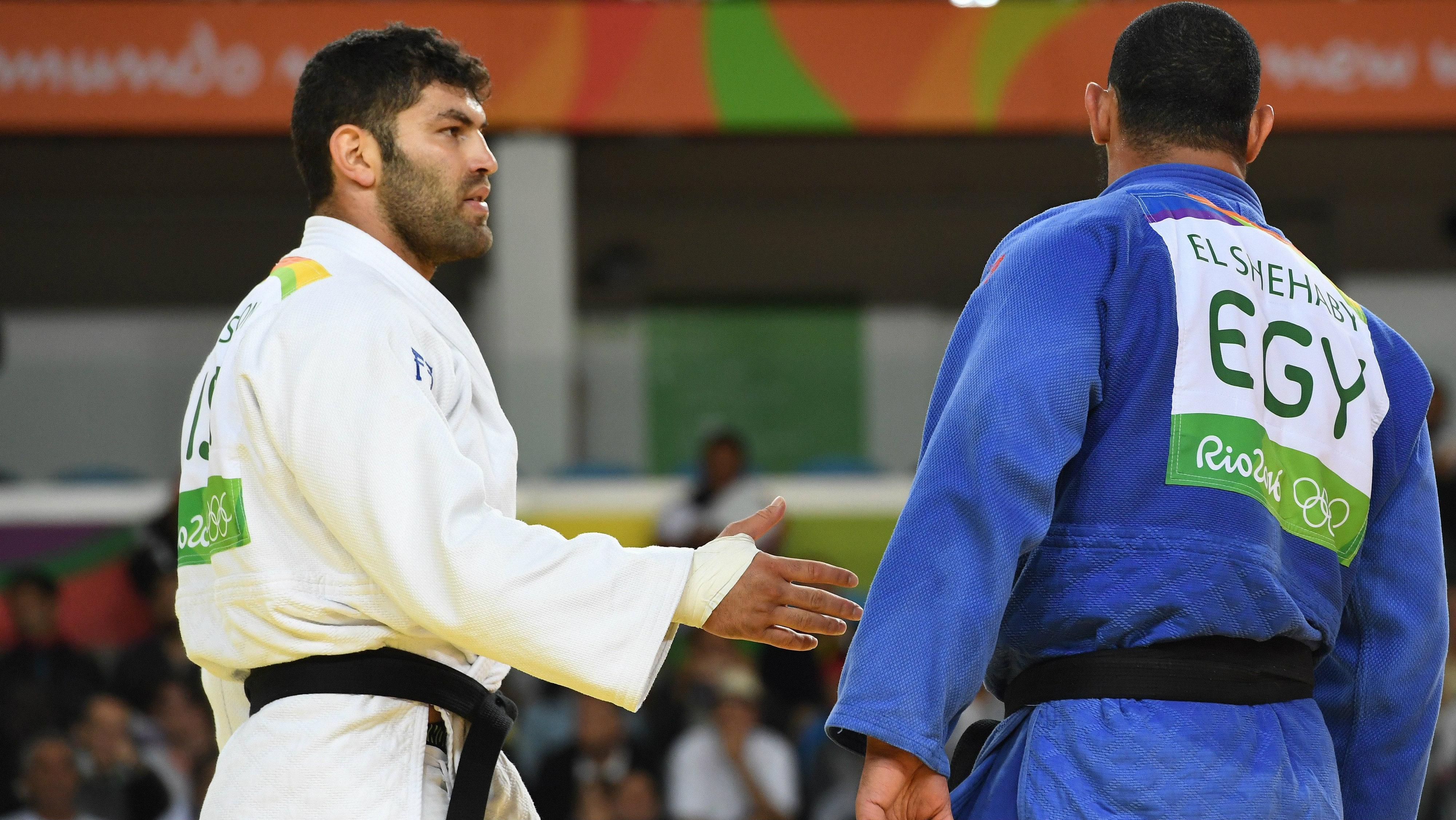 Rio2016_Egypt_Israel