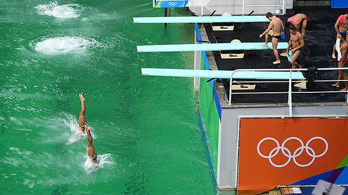 Rio2016_greenpool