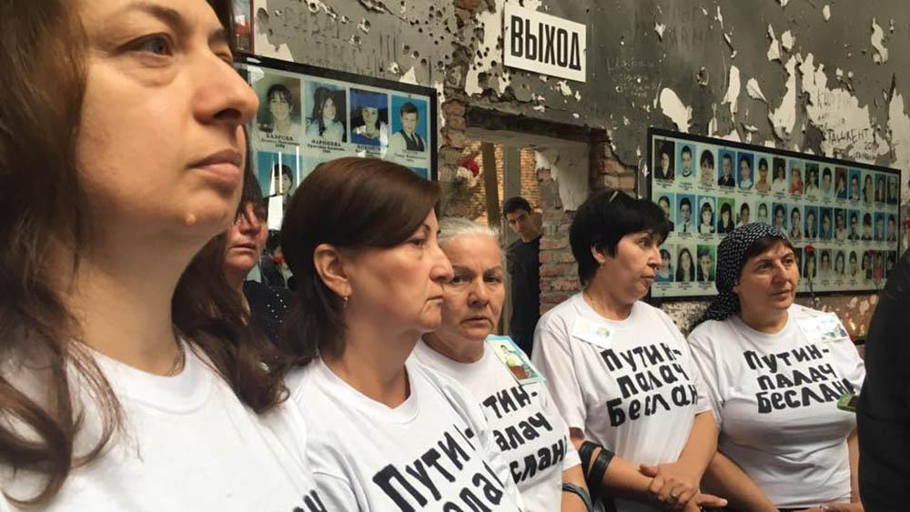 ВБеслане напали на корреспондентов «Новой газеты» и«Таких дел»