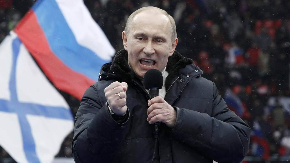 Президент Владимир Путин. Фото: stved.ucoz