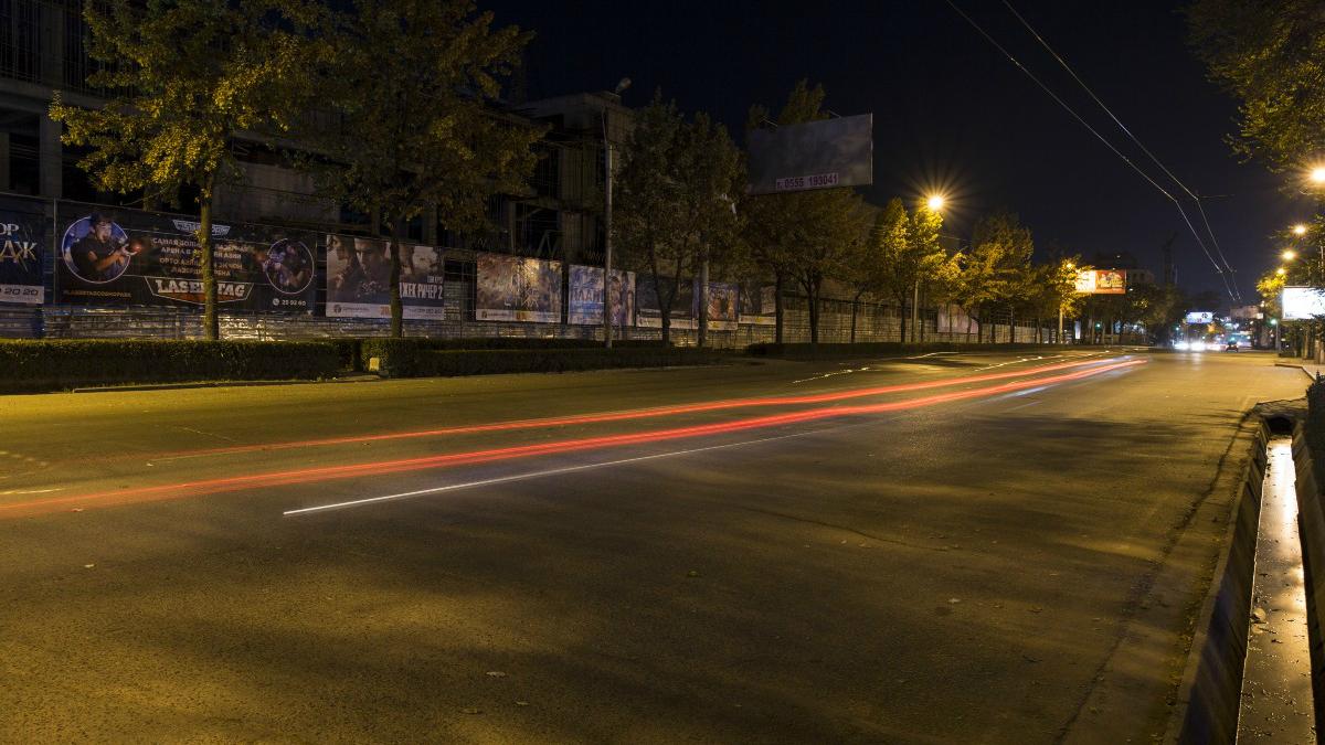 ночной бишкек