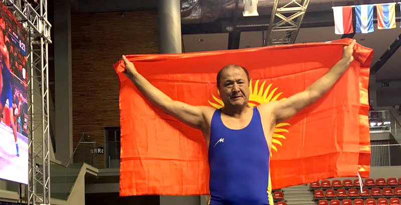 Экс-министр внутренних дел Мелис Турганбаев