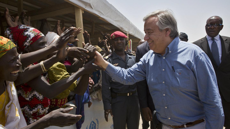 Совбез ООН одобрил кандидатуру португальца Гутерриша напост генерального секретаря организации
