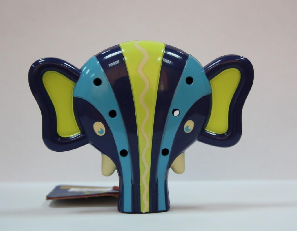 Пластиковый свисток «Слон», Китай — магазин Bаbyland, 390 сомов