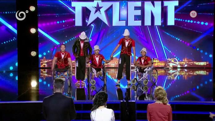 Американские конкурсы талантов