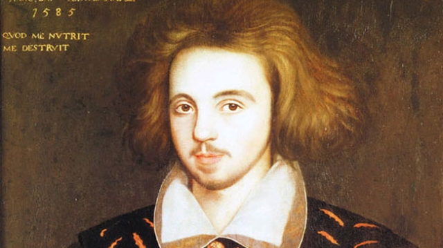 Предполагаемый портрет молодого Марло