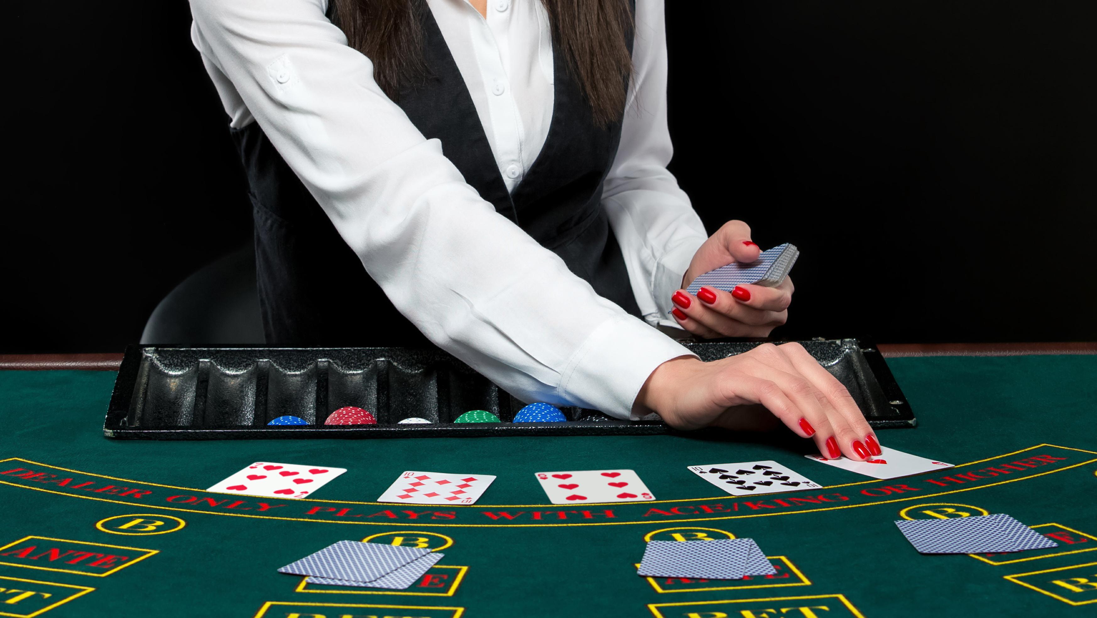 казахстана работа казино
