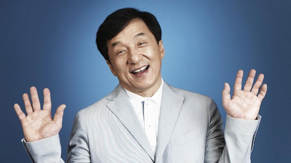 Джеки Чан - второй в списке самых высокооплачиваемых актеров за 2016 год. Фото: Forbes