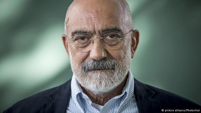 Писатель и журналист Ахмет Алтан был арестован два раза подряд.  Фото: Deutsche Welle
