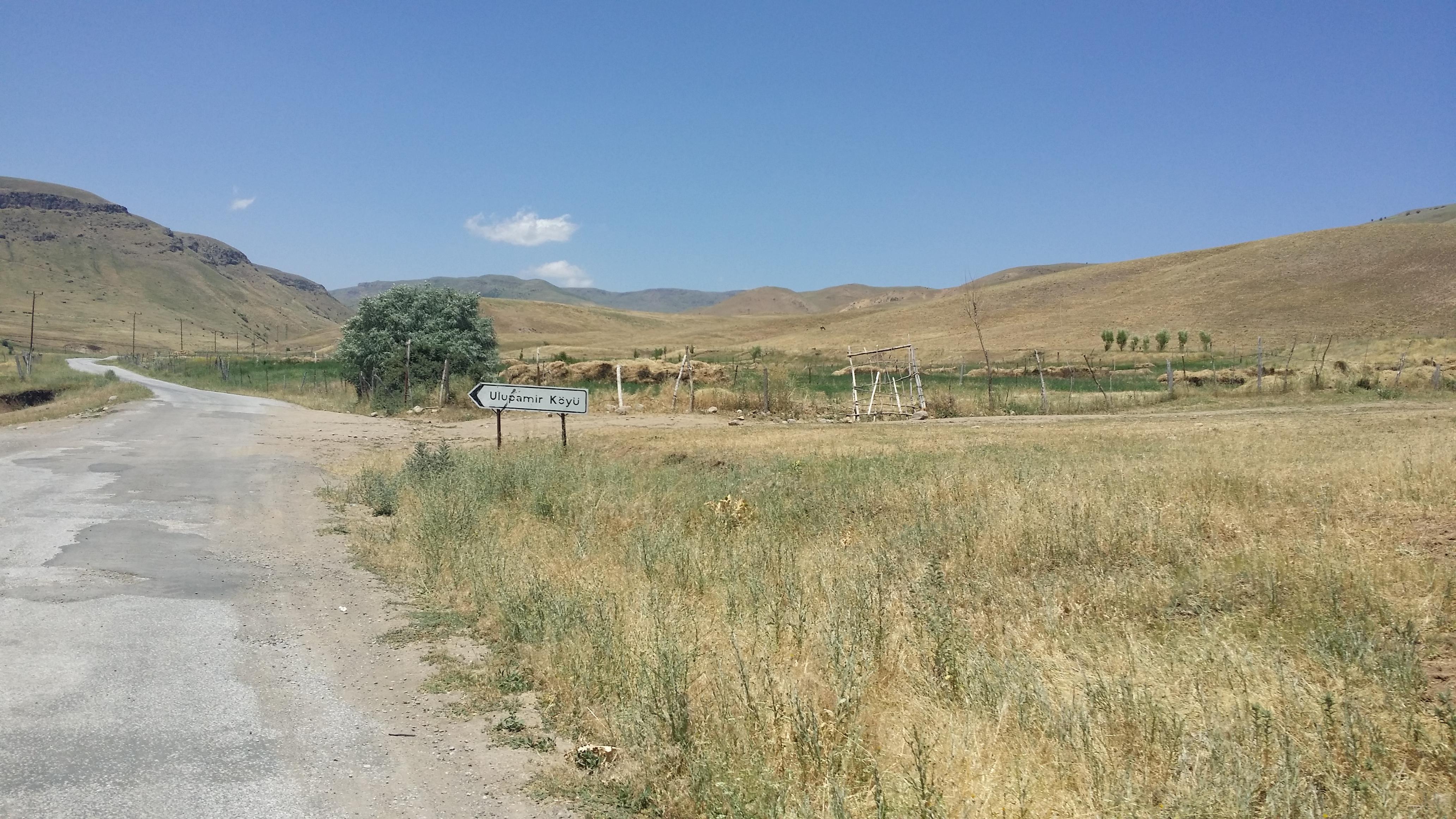 Село Улупамир своим названием напоминает о кыргызах, оставшихся на Большом Памире.