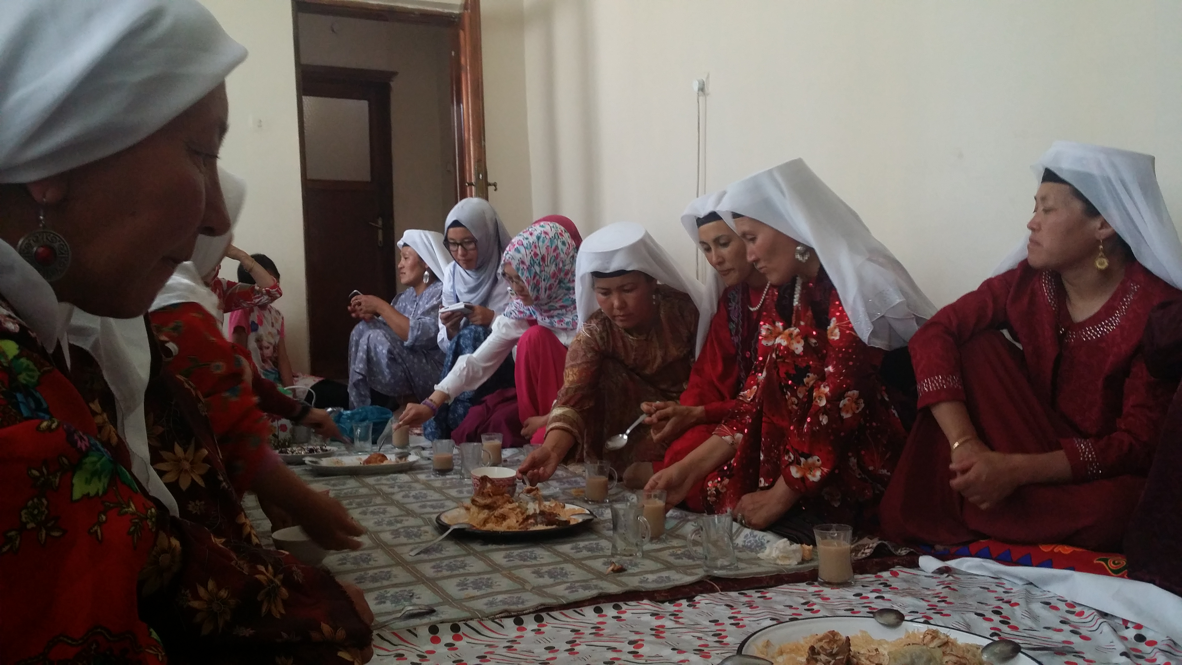 Ванские женщины.