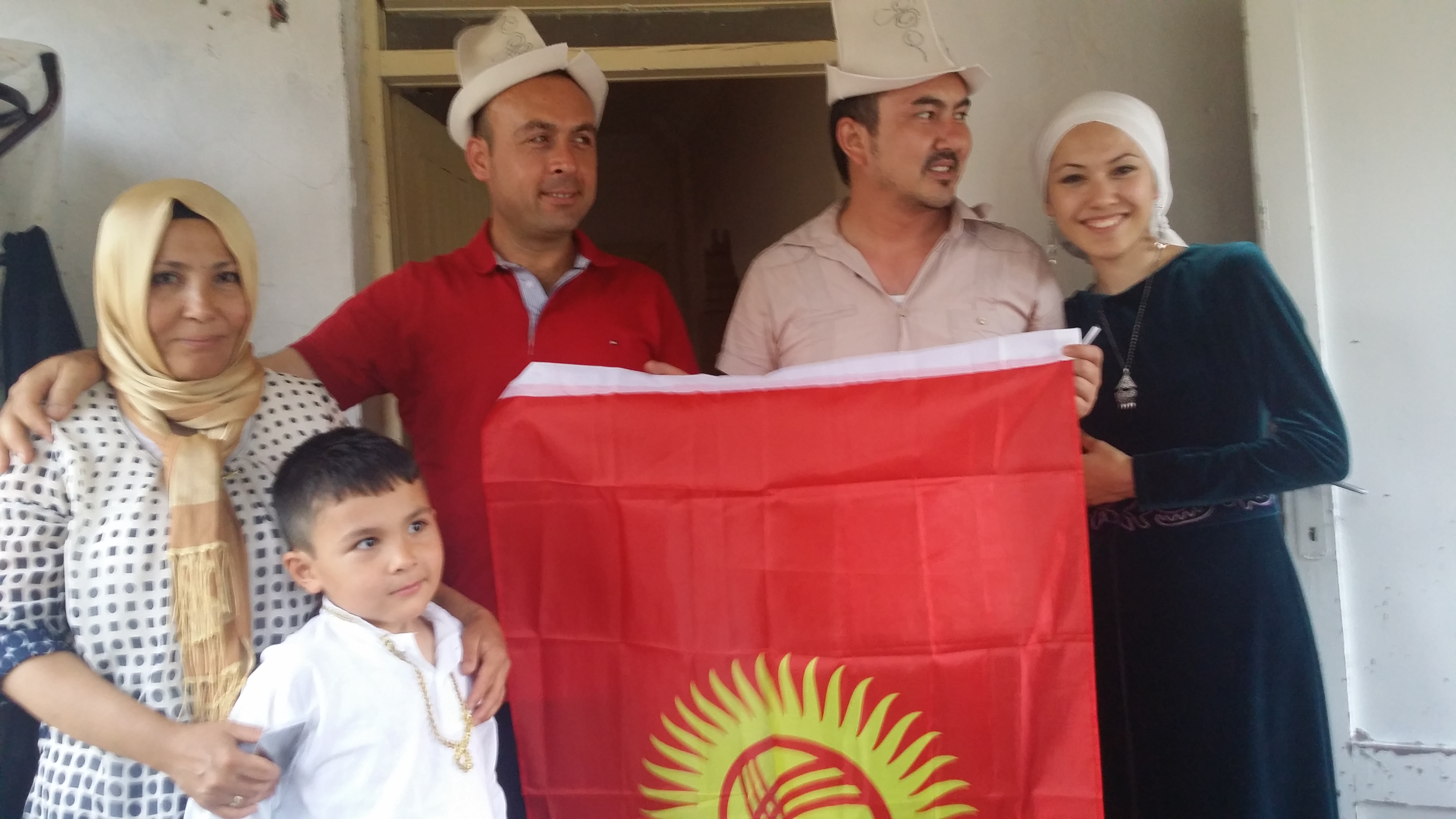 Ванские кыргызы с теплом относятся к исторической родине.