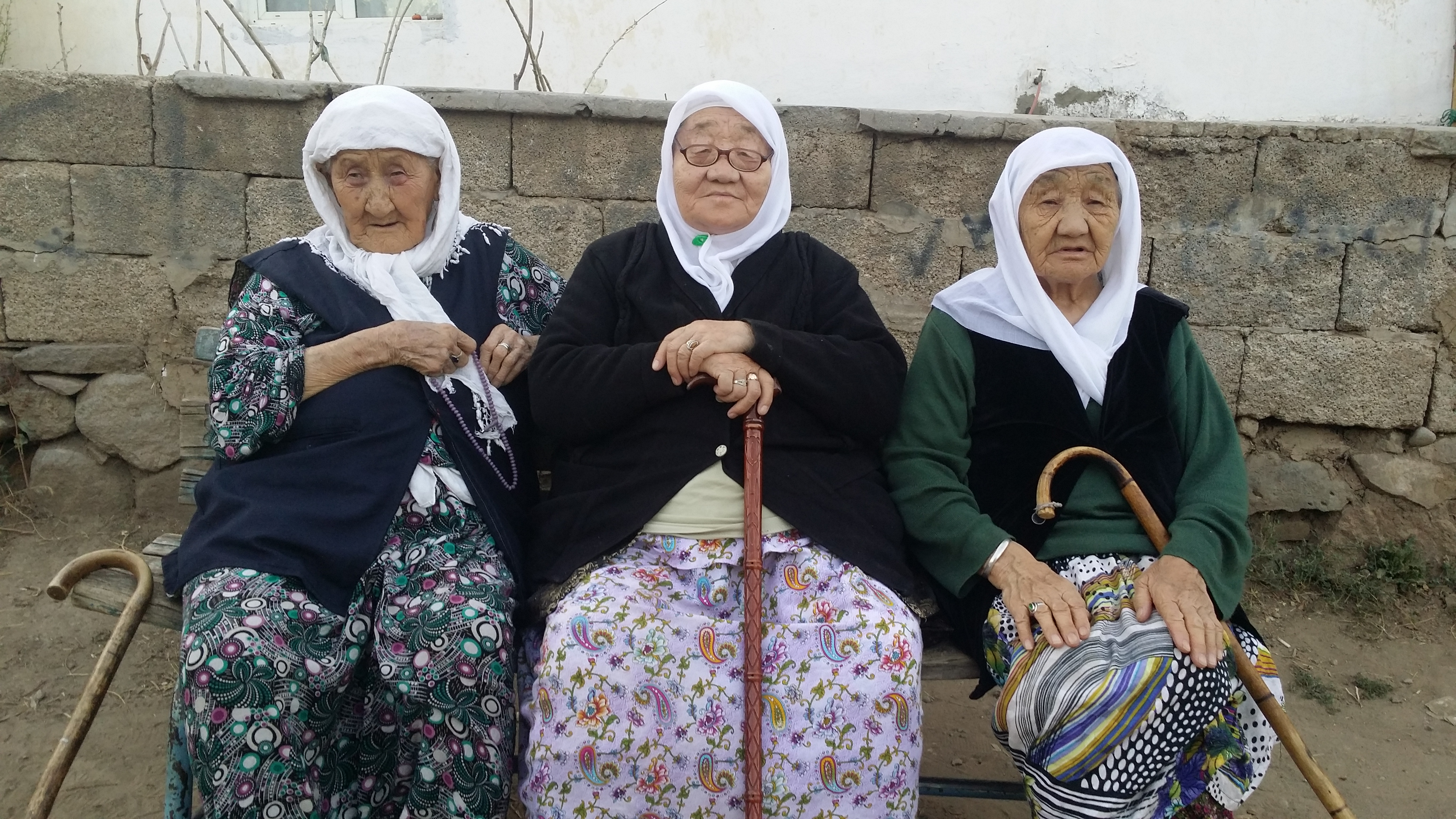 Знанием кыргызского теперь могут похвастаться разве что пожилые жители.