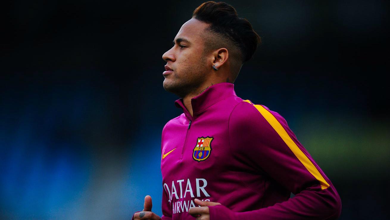 Неймару грозит два года тюрьмы из-за умышленного обмана бразильской инвестиционной компании. Фото: FC Barcelona.