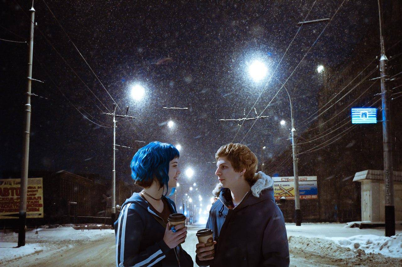 Скотт, Рамона и русская зима.