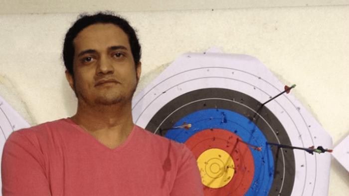 Ashraf Fayadh мог быть казнен за, якобы, оскорбление бога, пророка и Саудовской Аравии.